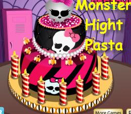 Monster High Pasta