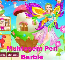 Muhteşem Peri Barbie