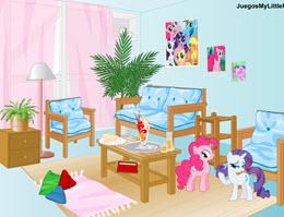 My Little Pony'li Odam