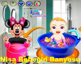 Nisa Bebeğin Banyosu