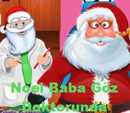 Noel Baba Göz Doktorunda