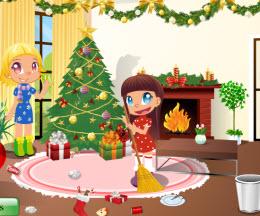 Noel Partisi Temizliği
