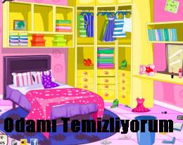 Odamı Temizliyorum