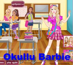 Okullu Barbie