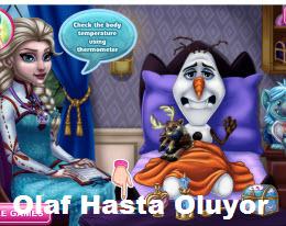 Olaf Hasta Oluyor