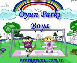 Oyun Parkı Boya