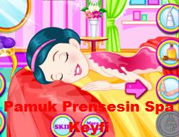 Pamuk Prenses'in Spa