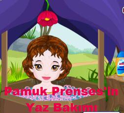 Pamuk Prenses'in Yaz Bakımı