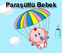 Paraşütlü Bebek
