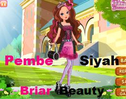 Pembe Siyah Briar Beauty