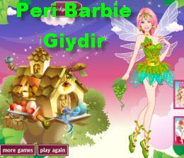 Peri Barbie Giydir