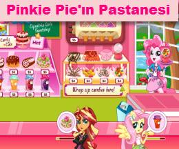 Pinkie Pie'ın Pastanesi