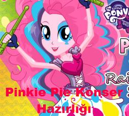 Pinkie Pie Konser Hazırlığı