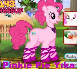 Pinkie Pie Yıka
