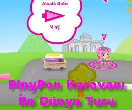 PinyPon Karavanı İle Dünya Turu