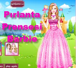 Pırlanta Prensesi Barbie