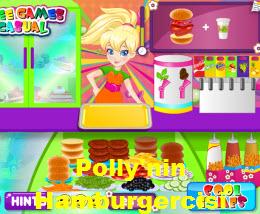 Polly'nin Hamburgercisi