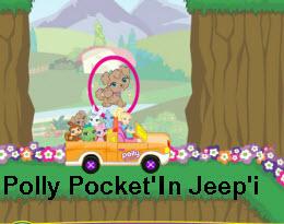 Polly Pocket'ın Jeepi