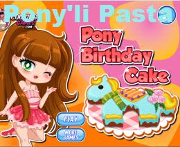 Pony'li Pasta