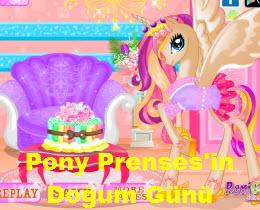 Pony Prenses'in Doğum Günü