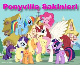 Ponyville Sakinleri