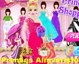 Prenses Alışverişte