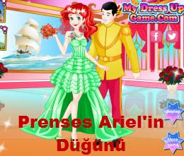 Prenses Ariel'in Düğünü
