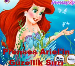 Prenses Ariel'in Güzellik Sırrı