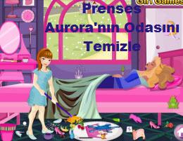 Prenses Aurora'nın Odasını Temizle