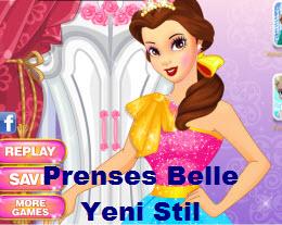 Prenses Belle Yeni Stil