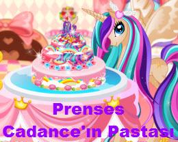 Prenses Cadance'ın Pastası