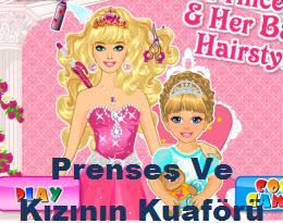 Prenses Ve Kızının Kuaförü