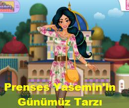 Prenses Yasemin'in Günümüz Tarzı