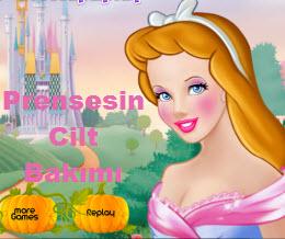 Prensesin Cilt Bakımı