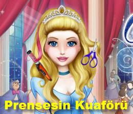 Prensesin Kuaförü