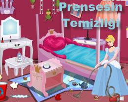 Prensesin Temizliği