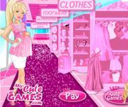 Barbie'nin Hamile Alışverişi