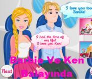 Barbie Ve Ken Balayında