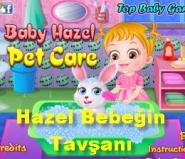 Hazel Bebeğin Tavşanı