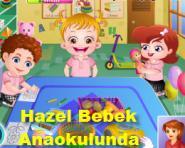 Hazel Bebek Anaokulunda