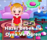 Hazel Bebek İle Oyna Ve Öğren