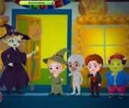 Hazel İle Cadılar Bayramı