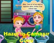 Hazel'in Çamaşır Günü