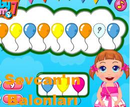 Sevcan'ın Balonları