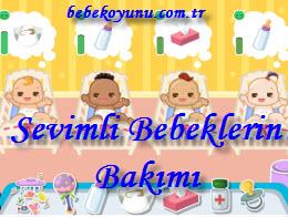Sevimli Bebeklerin Bakımı