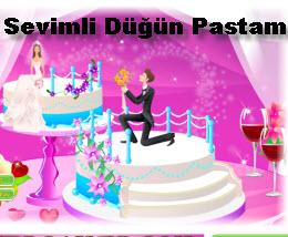 Sevimli Düğün Pastam