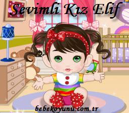 Sevimli Kız Elif