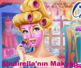 Sindirella'nın Balo Makyajı