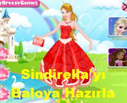 Sindirella'yı Baloya Hazırla