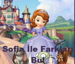 Sofia İle Farkları Bul